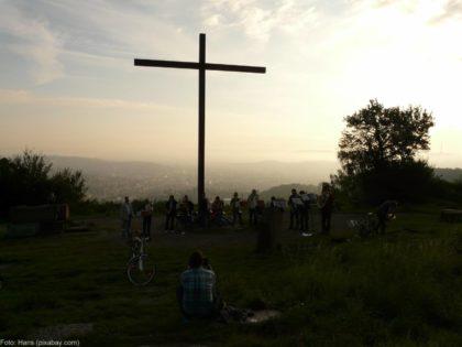 Birkenkopf Stuttgart - Konzert unter dem Kreuz